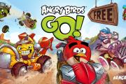 angry birds rival mario kart