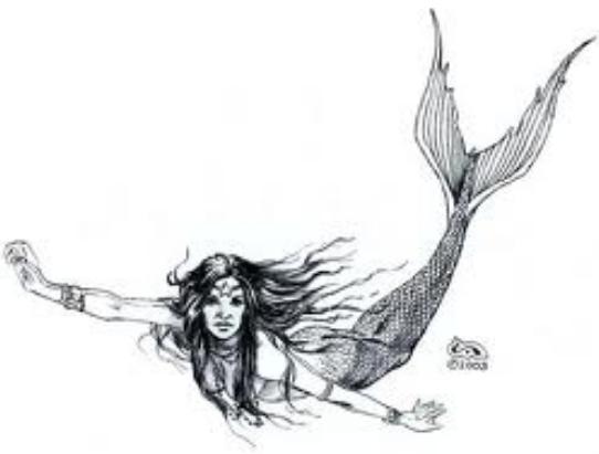 drawing_a_mermaid