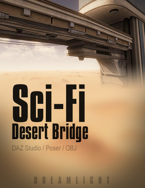 Main_SciFiDesertBridge