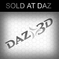 Sold At DAZ 3D Store