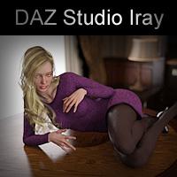 DAZ Studio Iray